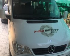 Bán Mercedes Sprinter đời 2011, màu trắng, nhập khẩu giá 560 triệu tại Long An