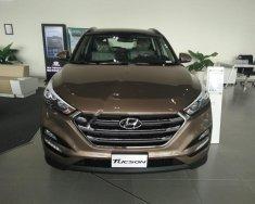 Bán xe Hyundai Tucson 2.0 ATH đời 2018, màu nâu giá 840 triệu tại Tp.HCM
