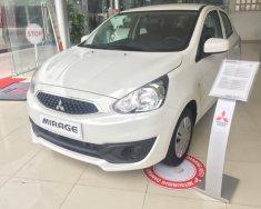 Bán xe Mitsubishi Mirage tại Đà Nẵng, màu trắng, xe nhập giá cạnh tranh, số sàn giá 448 triệu tại Đà Nẵng