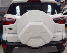 Bán ô tô Ford EcoSport 1.0l, 1.5l AT Titanium, 1.5L AT Trend, 1.5l AT Ambiente 1.5lMT Ambiente đời 2018, màu trắng giá 545 triệu tại Bình Thuận