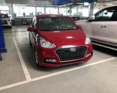 Bán Hyundai Grand i10 1.2 AT sản xuất 2018, màu đỏ giá 408 triệu tại Hà Nội