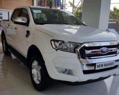 Bán Ford Ranger XLT 2.2L 4x4 MT 2018, màu trắng, xe nhập giá 790 triệu tại Hà Nội