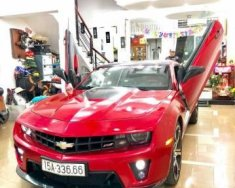 Bán gấp Chevrolet Camaro năm sản xuất 2010, màu đỏ, xe nhập giá 1 tỷ 290 tr tại Tp.HCM