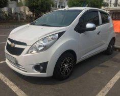 Cần bán xe Chevrolet Spark đời 2011, màu trắng, nhập khẩu Hàn Quốc số tự động, giá tốt giá 180 triệu tại Tp.HCM