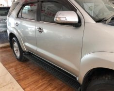 Bán Toyota Fortuner 2.5G đời 2012, màu bạc giá 760 triệu tại Đắk Lắk