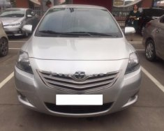 Salon bán xe Toyota Vios 1.5G sản xuất 2013, màu bạc giá 455 triệu tại Hà Nội
