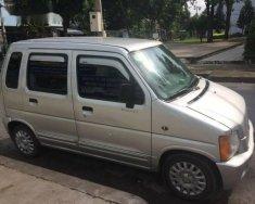 Cần bán lại xe Suzuki Wagon R 2003, màu bạc chính chủ, 130tr giá 130 triệu tại Tp.HCM