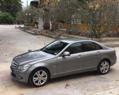 Bán xe Mercedes C200 Avantgarde đời 2009, màu xám giá 598 triệu tại Thái Nguyên