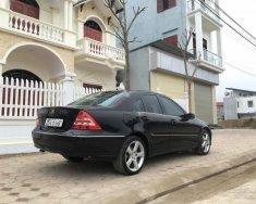 Bán Mercedes C240 Avantgarde 2004, màu đen giá 275 triệu tại Vĩnh Phúc