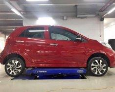 Bán ô tô Kia Cerato sản xuất năm 2018, màu đỏ giá 390 triệu tại Hà Nội