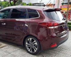 Bán Kia Rondo GAT năm sản xuất 2018, màu đỏ  giá 669 triệu tại Tp.HCM