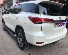 Bán Toyota Fortuner 2.7V 4x4 AT năm 2017, màu trắng, nhập khẩu giá 1 tỷ 420 tr tại Hà Nội