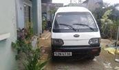 Cần bán Asia Towner đời 1996, màu trắng, xe nhập giá 53 triệu tại Lâm Đồng