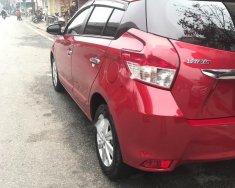 Bán xe Toyota Yaris G sản xuất 2017, màu đỏ, nhập khẩu   giá 668 triệu tại Hà Nội