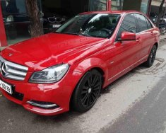 Bán ô tô Mercedes C250 2011, màu đỏ, 715tr giá 715 triệu tại Hà Nội