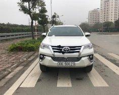 Bán Toyota Fortuner năm 2017, màu trắng, xe nhập   giá 1 tỷ 300 tr tại Hà Nội