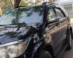 Bán xe Toyota Fortuner V đời 2010, màu đen  giá 495 triệu tại Tp.HCM