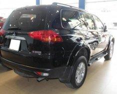 Bán Mitsubishi Pajero Sport D 4x2 AT năm 2011, màu đen  giá 595 triệu tại Hà Nội