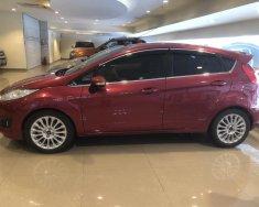 Bán xe Ford Fiesta 1.0 Ecoboost năm 2016, màu đỏ, xe chạy siêu lướt giá 519 triệu tại Tp.HCM