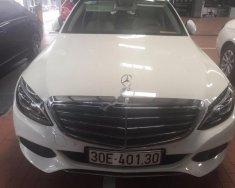 Bán Mercedes C250 Exclusive sản xuất 2016, màu trắng giá 1 tỷ 480 tr tại Hà Nội