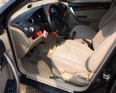 Bán xe Daewoo Gentra 1.5 MT sản xuất 2008, màu đen giá 190 triệu tại Hà Nội