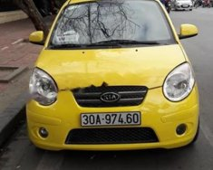 Bán Kia Morning LX 1.1 MT sản xuất 2012, màu vàng giá 188 triệu tại Hà Nội