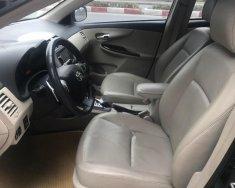 Chính chủ bán Toyota Corolla altis 2.0AT năm 2011, màu đen giá 520 triệu tại Ninh Bình