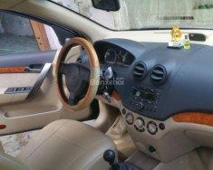 Bán xe Chevrolet Aveo đời 2012, màu đen giá 270 triệu tại Đà Nẵng