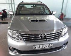 Bán xe Toyota Fortuner 2.5G sản xuất 2014, màu bạc   giá 795 triệu tại Tp.HCM