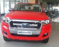 Bán Ford Ranger XLS 2.2L 4x2 MT sản xuất 2017, màu đỏ, xe nhập giá 659 triệu tại Tp.HCM