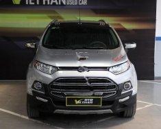 Bán Ford EcoSport Titanium 1.5L AT sản xuất 2015, màu bạc giá 536 triệu tại Tp.HCM