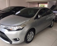 Auto bán Toyota Vios 1.5G sản xuất 2016, màu bạc đẹp giá 560 triệu tại Vĩnh Phúc
