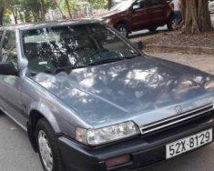 Bán xe Honda Accord 1.8 MT 1988, màu xám, nhập khẩu giá 64 triệu tại Tp.HCM
