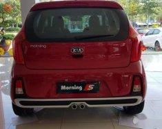 Cần bán xe Kia Morning sản xuất 2018, màu đỏ giá Giá thỏa thuận tại BR-Vũng Tàu