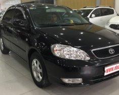 Cần bán lại xe Toyota Corolla altis 1.8MT đời 2003, màu đen   giá 255 triệu tại Phú Thọ