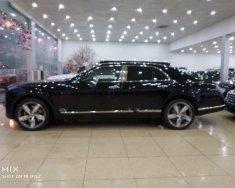 Bán Bentley Mulsanne Speed năm sản xuất 2016, màu đen, nhập khẩu  giá 24 tỷ 586 tr tại Hà Nội