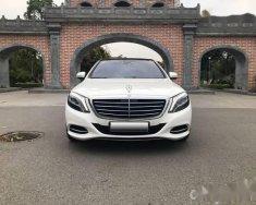 Bán xe Mercedes S500 năm 2016, màu trắng, nhập khẩu giá 4 tỷ 699 tr tại Hà Nội