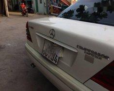 Bán Mercedes sản xuất 1998, màu trắng chính chủ, giá chỉ 127 triệu giá 127 triệu tại Tp.HCM