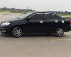 Cần bán xe Toyota Corolla altis năm sản xuất 2003, màu đen giá 265 triệu tại Thanh Hóa