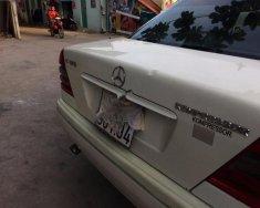 Chính chủ bán Mercedes C180 Kompressor 1997, màu bạc, nhập khẩu giá 127 triệu tại Tp.HCM