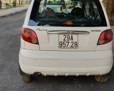 Bán xe Daewoo Matiz SE đời 2008, màu trắng giá 85 triệu tại Hà Nội