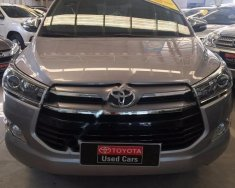 Bán xe Toyota Innova 2.0V sản xuất 2017, màu xám số tự động giá 920 triệu tại Tp.HCM