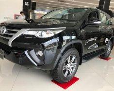 Bán Toyota Fortuner 2.4G 2017, màu đen, nhập khẩu   giá 1 tỷ 100 tr tại Tp.HCM