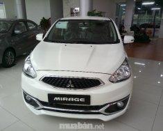 Bán Mitsubishi Mirage đời 2018, màu trắng, nhập khẩu Thái Lan giá 435 triệu tại Bắc Giang