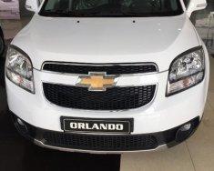 Cần bán xe Chevrolet Orlando 2018, màu trắng, nhập khẩu nguyên chiếc giá 639 triệu tại Lâm Đồng