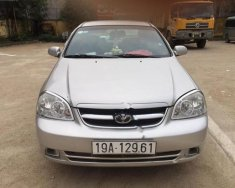 Bán xe Daewoo Lacetti EX sản xuất năm 2011, màu bạc, giá 242tr giá 242 triệu tại Thanh Hóa