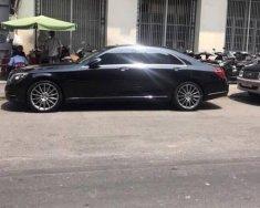 Bán Mercedes S400L đời 2015, màu đen giá 3 tỷ 199 tr tại Tp.HCM