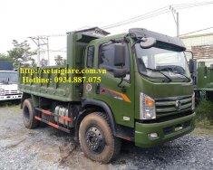 Bán xe ben Dongfeng 8.5 tấn – 8T5 – 8t5 1 cầu thùng ben 7 khối cầu lớn giá 545 triệu tại Tp.HCM
