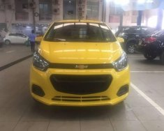 Cần bán xe Chevrolet Spark sản xuất 2018, màu vàng giá Giá thỏa thuận tại Tp.HCM