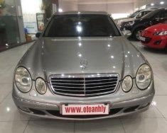 Cần bán xe Mercedes E240 đời 2002, màu kem (be), giá chỉ 265 triệu giá 265 triệu tại Phú Thọ